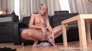 Blond Girls Just Love to Pee Watersports Compilation